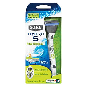 Schick Hydro 5 Power Select™-8520
