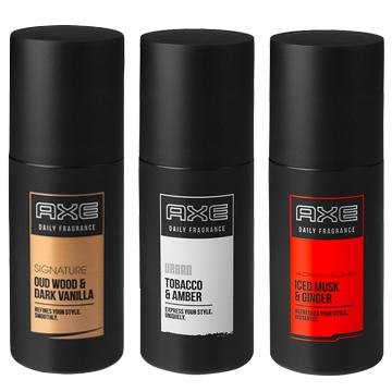 AXE Daily Fragrance range-0