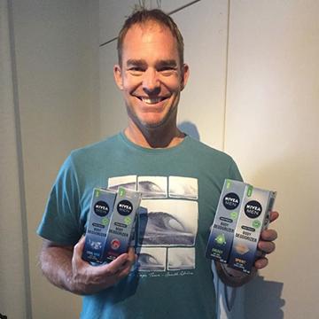 NEW NIVEA MEN Body Deodorizer Range-8917