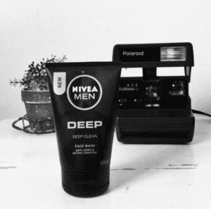 NIVEA Men DEEP Cleanser-9358