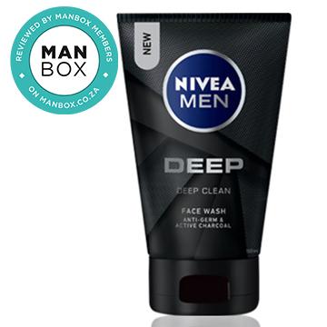 NIVEA Men DEEP Cleanser-0