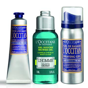 L'OCCITANE Shave Pack-9146