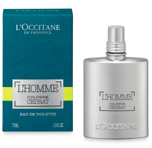 L'occitane L'Homme Cologne Cedrat EDT -9212