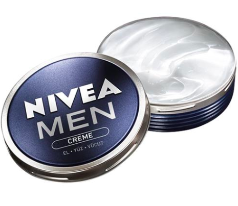 Nivea Men Face, Body, Hands Creme -9205