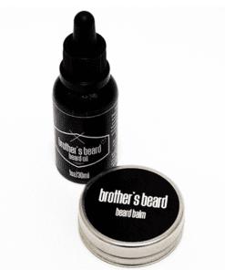 Brother's Beard Oil & Balm Set-0