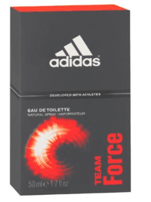 Adidas Team Force Eau De Toilette Natural Spray -9248