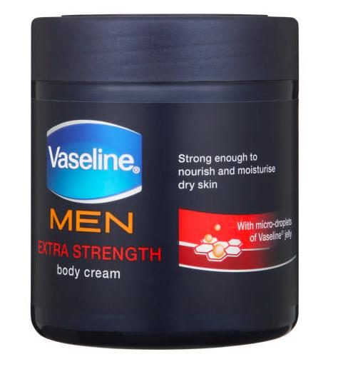 Vaseline Men Body Cream Extra Strength-0