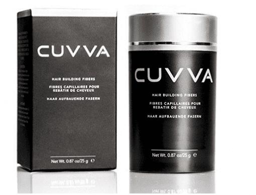 Cuvva Hair Fibers for Hair Loss & Thinning Hair - Medium Brown -0