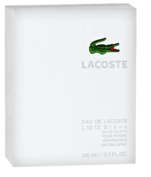 Lacoste Polo White Eau De Toilette Natural Spray -9322