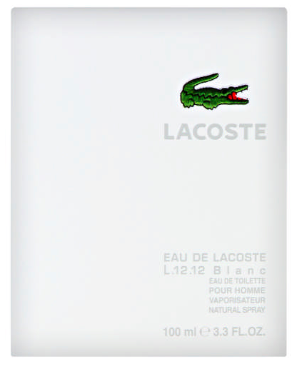 Lacoste Polo White Eau De Toilette Natural Spray -9321