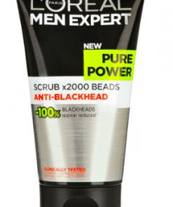 Men Expert Pure Power Scrub-0