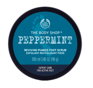 Peppermint Smoothing Pumice Foot Scrub-0