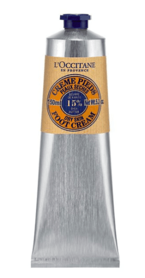 L'Occitane Shea Foot Cream-0