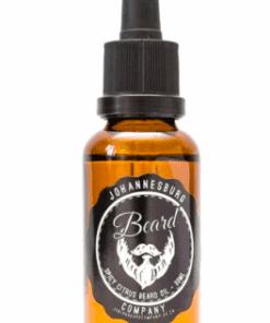 Spicy Citrus Beard Oil-0