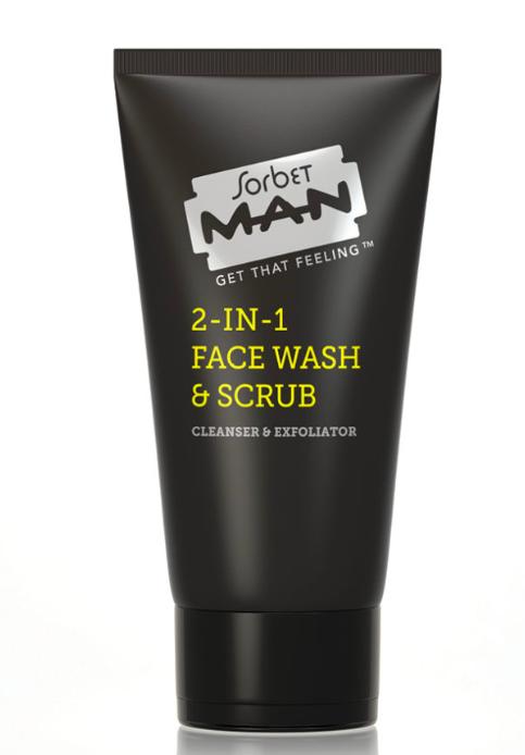 2 in 1 Face Wash & Scrub -0