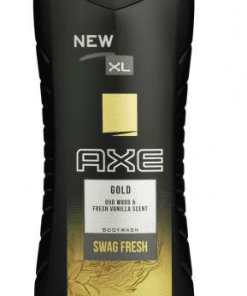 Axe Wash Gel Black Gold -0