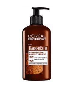 L'Oreal Men Expert (Barber Club Face, Beard and Hair Wash) -0
