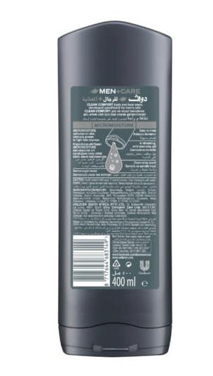 Dove Men +Care Body Wash Clean Comfort-10119