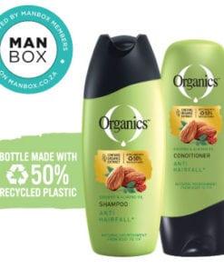 Organics Anti-Hairfall Range-0